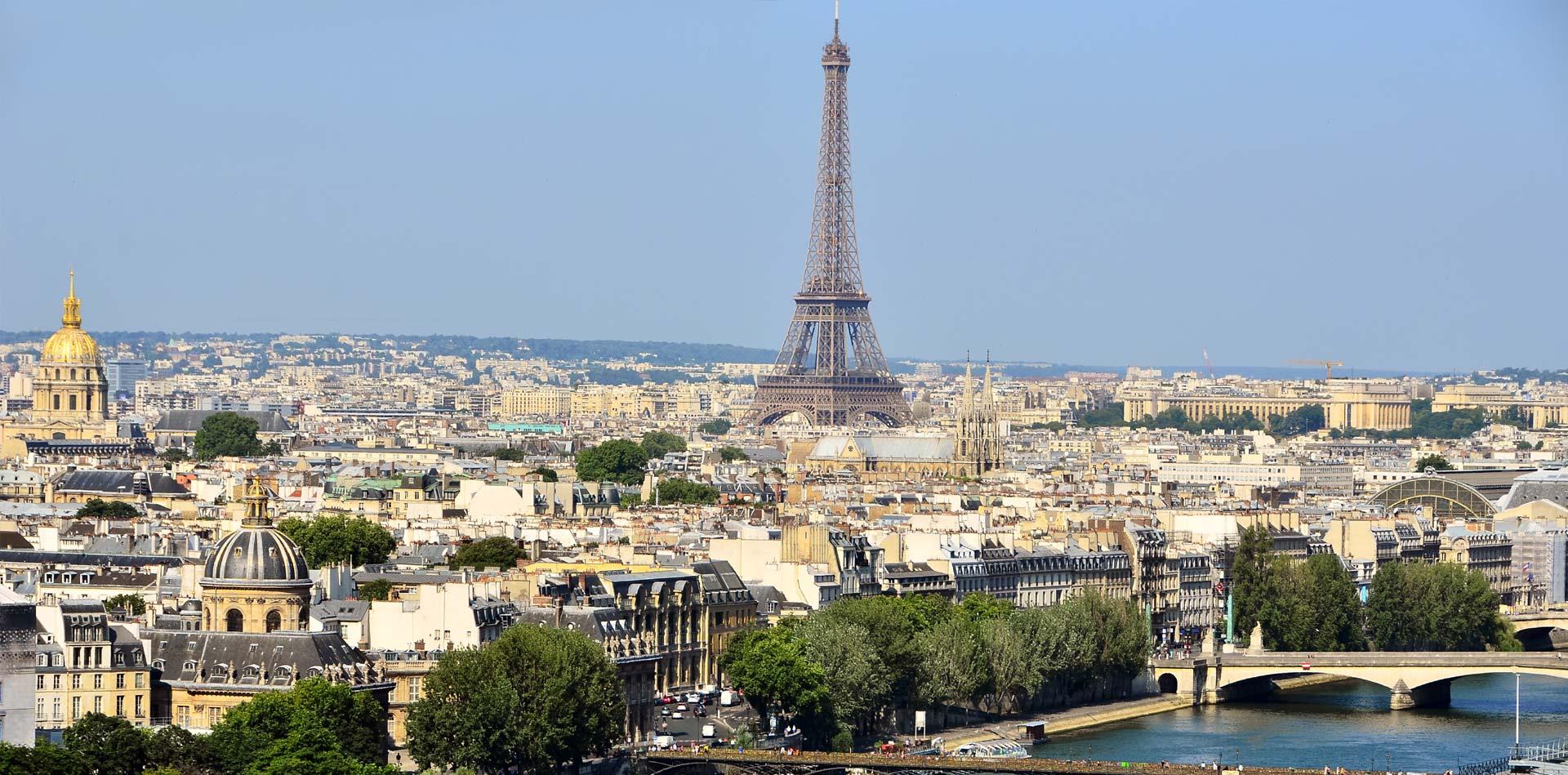 Vue de Paris