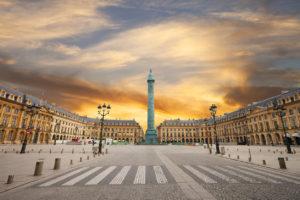 Place Vendome , Paris