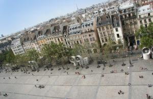 Immeuble Paris 3 ème arrondissement
