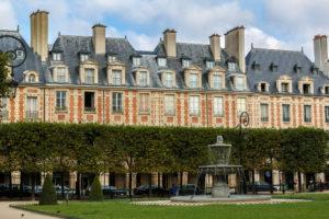 Immeuble Paris 4ème arrondissement