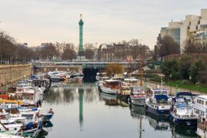 Immeuble Paris 11 ème arrondissement