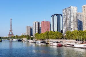 Immeuble Paris 15 ème arrondissement