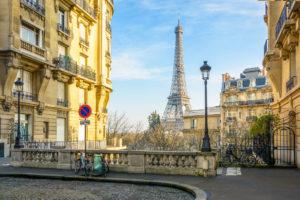 Immeuble Paris 16 ème arrondissement