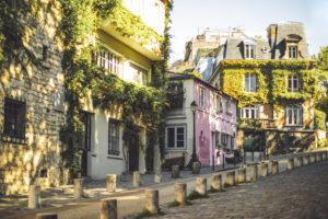 Immeuble Paris 18 ème arrondissement