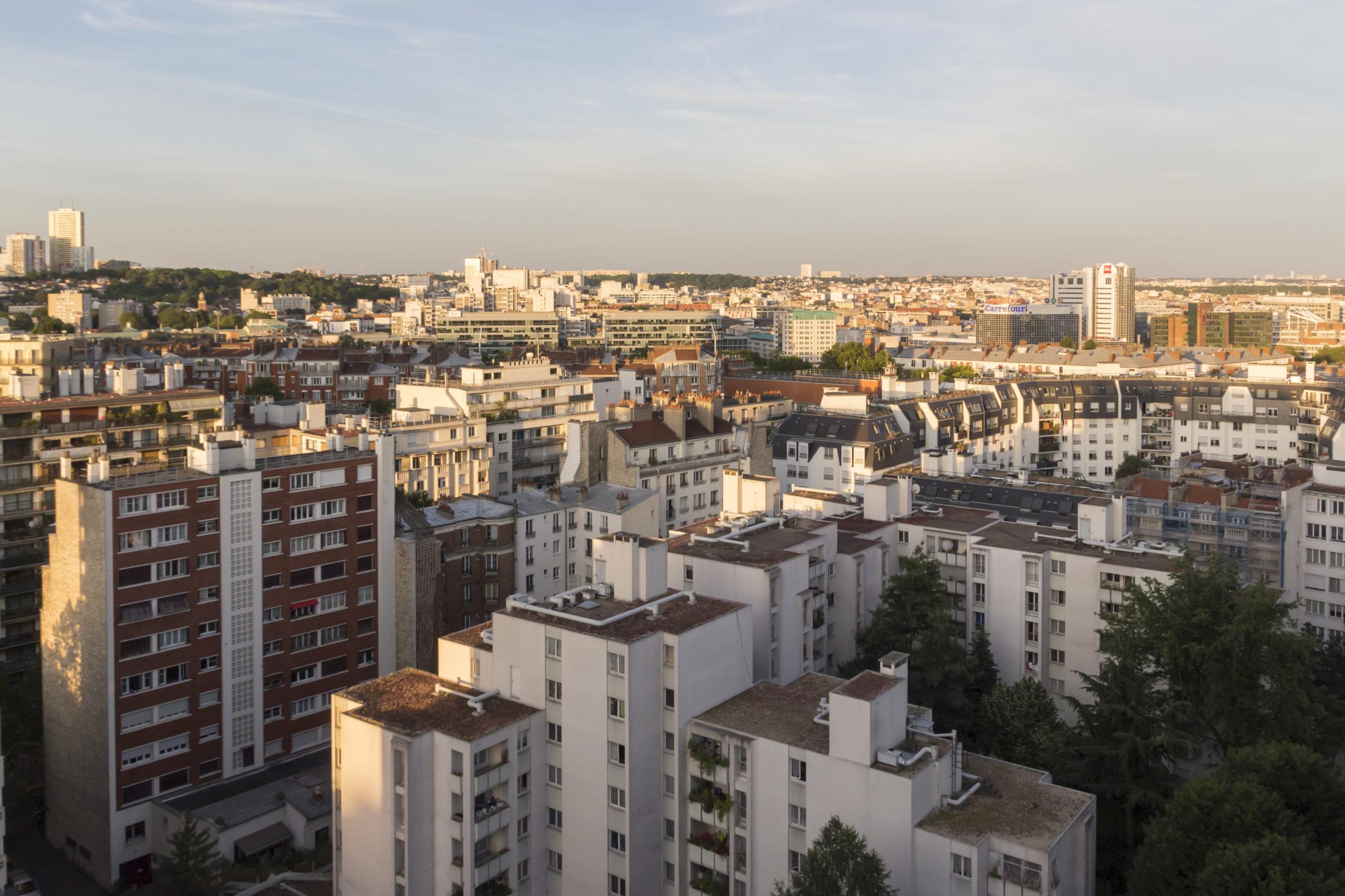 Immeubles île-de-France