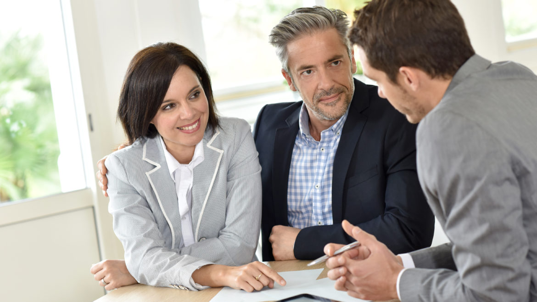 signature de contrat immobilier