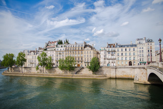 Exemple de façade parisienne